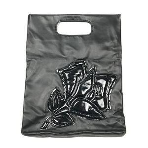 Sylvie Haddad x Lancome Leather Shopping Bag